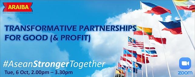 Transformative Partnerships for Good (& Profit)