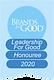Honouree - Leadership For Good - BFG2020