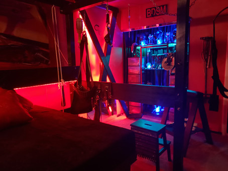 Red Room Dungeon