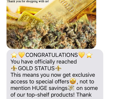 Why Your Dispensary Should Be Texting Customers