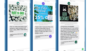 5 ways text message marketing can help your dispensary today