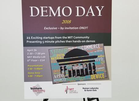 MIT VMS Demo Day