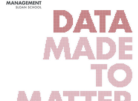 Data Made To Matter - Podcast