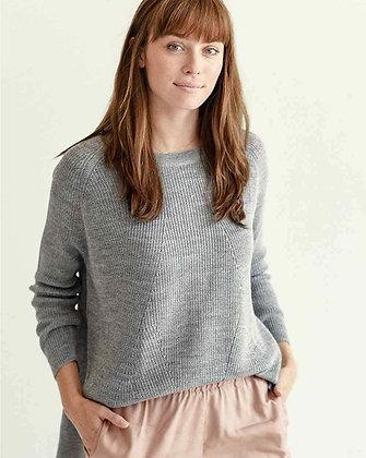 Camden Button Back Sweater