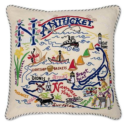 Cat Studio Nantucket Pillow