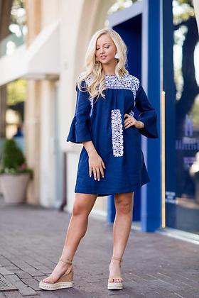 The Nina L/S Dress