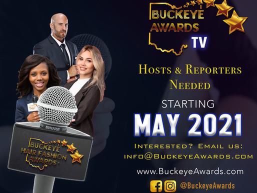 TV Show Host & Reporters Needed