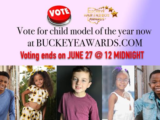 Voting Polls open for children nominees