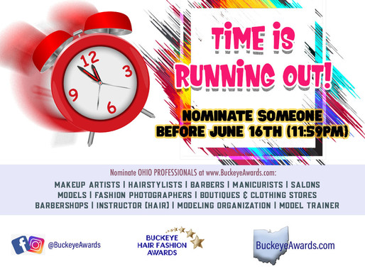 Last week to cast nominations!