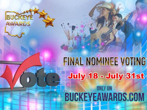 Final voting starts next week!