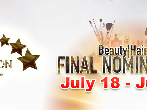 Voting Starts Today - Ends July 31st