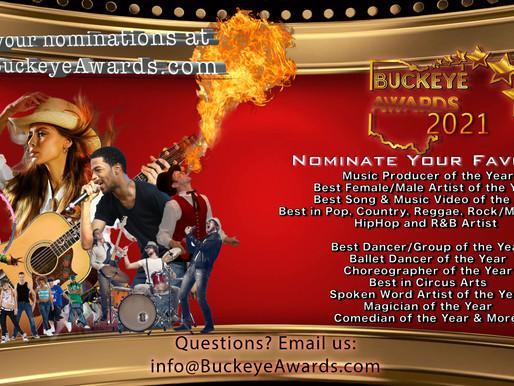New! Talent Awards Nominations
