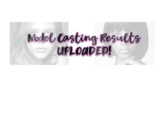 Model Casting Results
