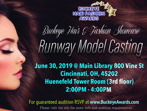 Model auditions announced!