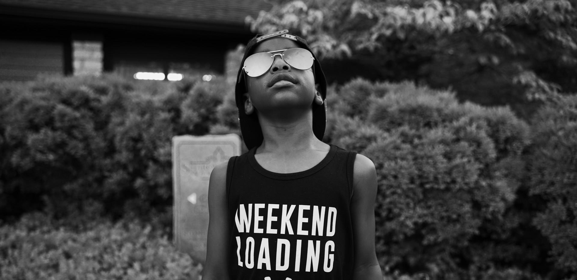 ...weekend loading