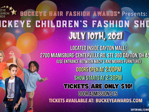 Children's Fashion Show Announced!
