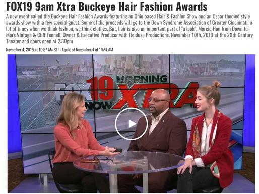 Buckeye Hair Fashion Awards on FOX19!