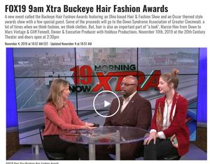 Interview at FOX19 News