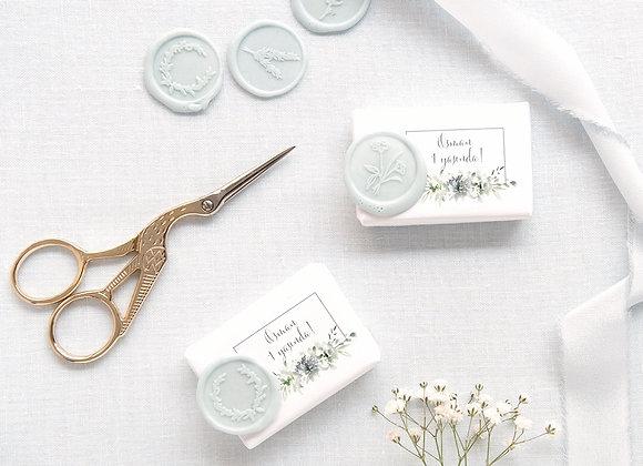 muhurlu sabun hediyelik