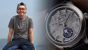 Independent Insights with: Leonardo Tsai, Selten Watches