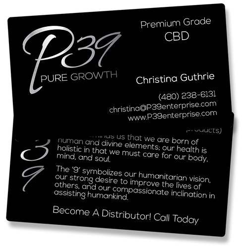 P39 Business Cards