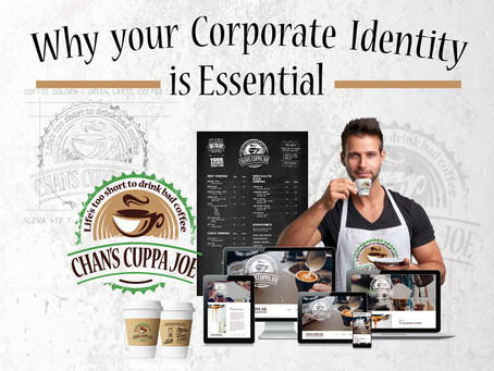 Five Important Reasons your Corporate Identity is Essential