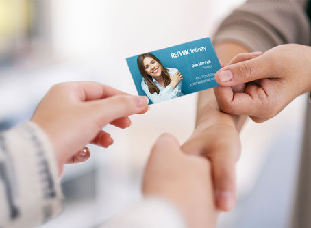 Ten Reasons a Business Card is Still the Most Important Form of Marketing