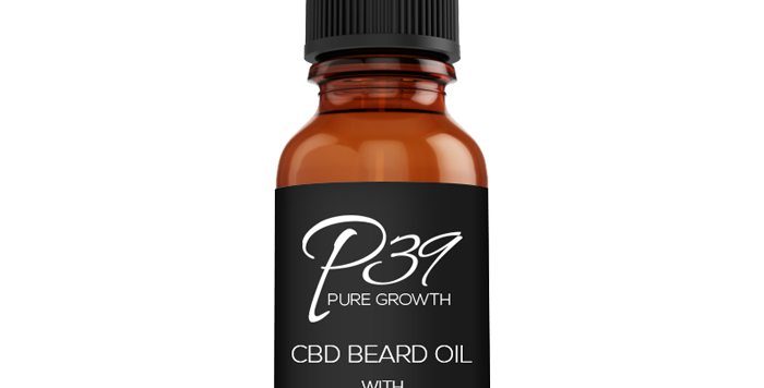 CBD Beard Oil with Moroccan Argan Oil - 100mg
