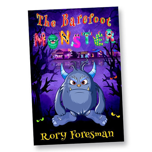 The Barefoot Monster Book