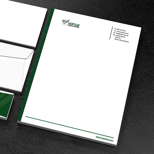 Virtue Financial Letterhead