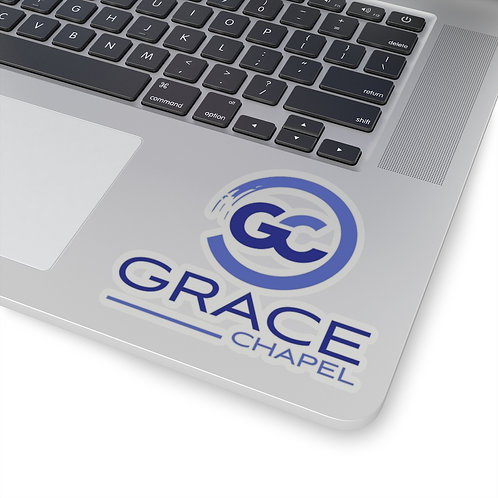 Grace Chapel Kiss-Cut Stickers