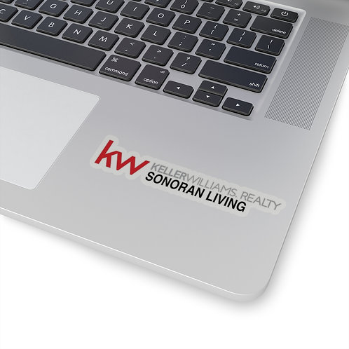 Keller Williams Sonoran Living Kiss-Cut Stickers