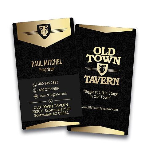 OTT Business Cards