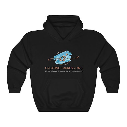 Creative Impressions Unisex Heavy Blend™ Hooded Sweatshirt
