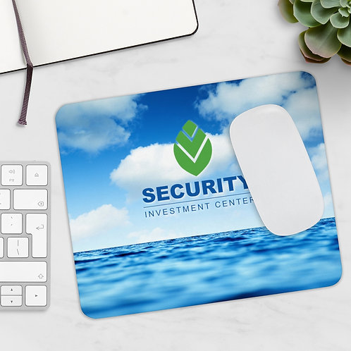 Security Investment Mousepad Ocean