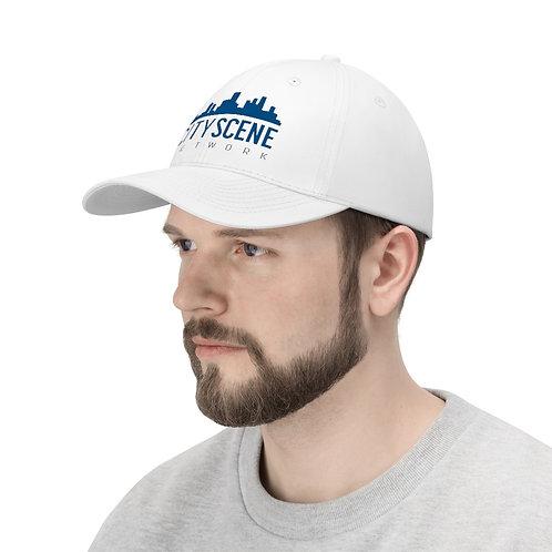 CityScene Unisex Twill Hat