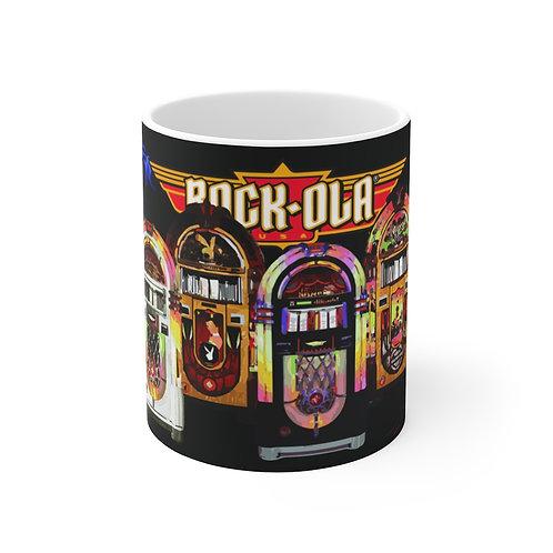 Rock-Ola Art Mug 11oz