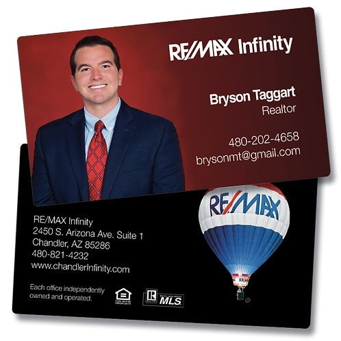 Bryson Taggart Business Cards