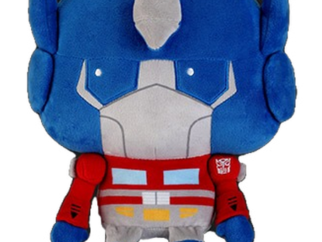 Welcoming Optimus Prime, Bumblebee (and even Megatron) Plush Toys To The Symbiote Studios Family
