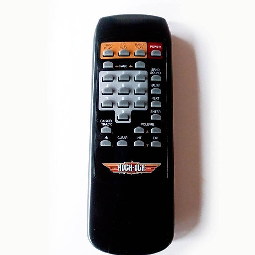 Remote Control for CD Jukebox