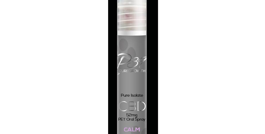 "CBD Pet Oral Spray ""CALM"" - 52mg"