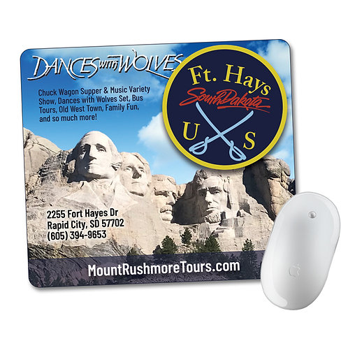 Ft. Hays Bulk Pricing Mouse Pads