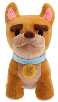 Overcooked Kevin the Dog Plush