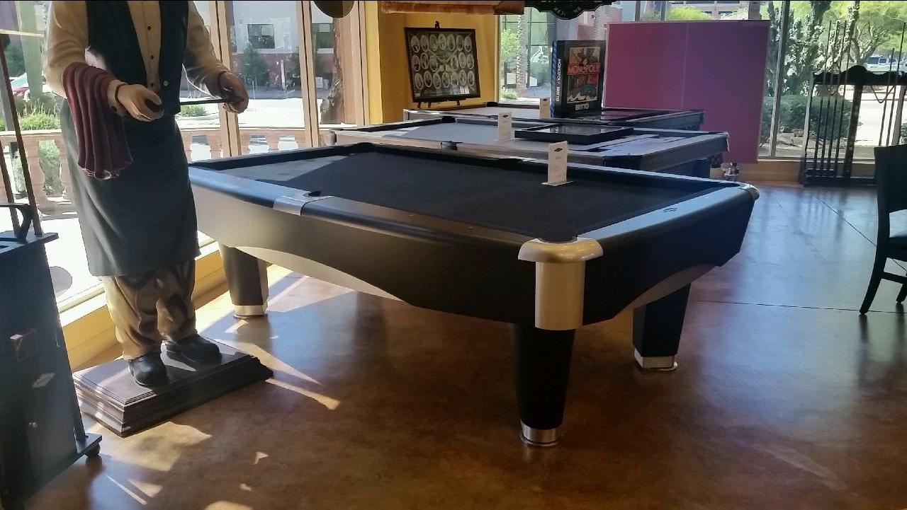 Connelly Billiard Features Blog - Brunswick metro pool table for sale