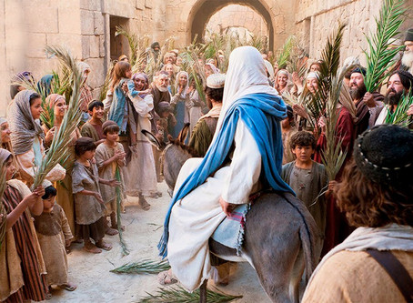 Don't miss the Day of Your Visitation