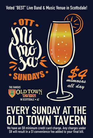 Mimosa-Sundays