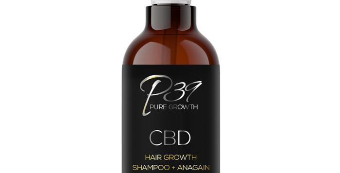 CBD Hair Growth Shampoo + Anagain - 50mg