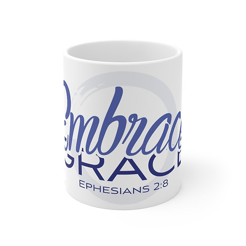 Embrace Grace Mug 11oz