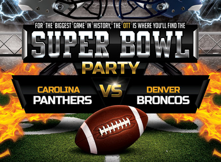 Super Bowl Party in Old Town