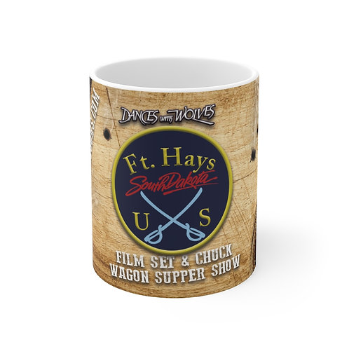 Ft. Hays Mug 11oz